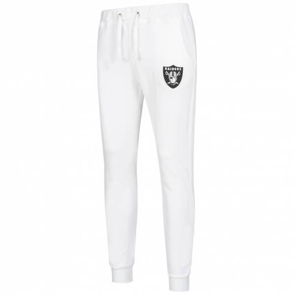 Oakland Raiders Fanatics Scoops NFL Pantalones de chándal 1569MWHT1ADORA