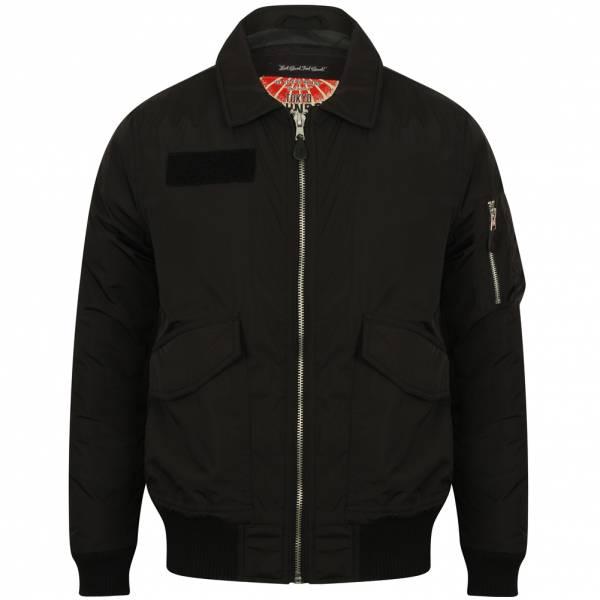 Tokyo Laundry Strathaven Collar Bomber Jacket t Men Bomber Jacket t 1J9733 Black