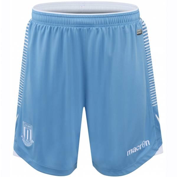 Stoke City FC macron Herren Auswärts Shorts 58077093