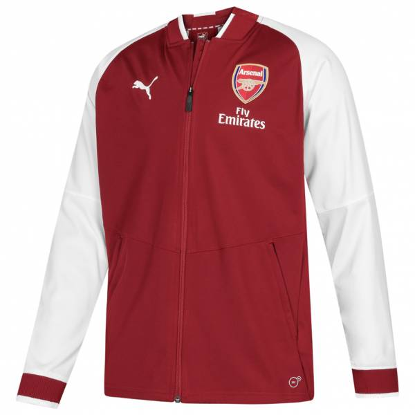 d60a0e86c672a Arsenal London PUMA Men Stadium Jacket 752656-03