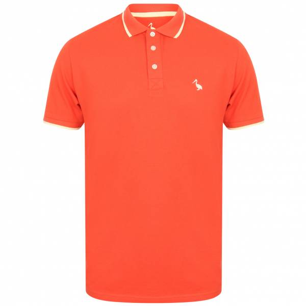 South Shore Baser Herren Polo-Shirt 1X12439 Paprika