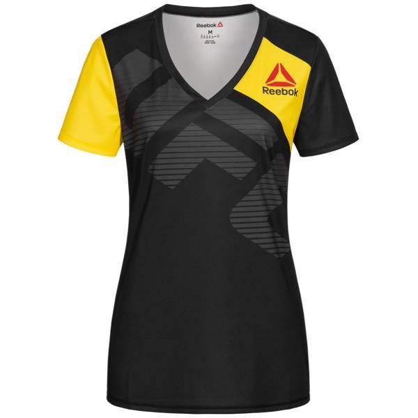 Reebok UFC Fight Kit MMA Damen Shirt AZ9064