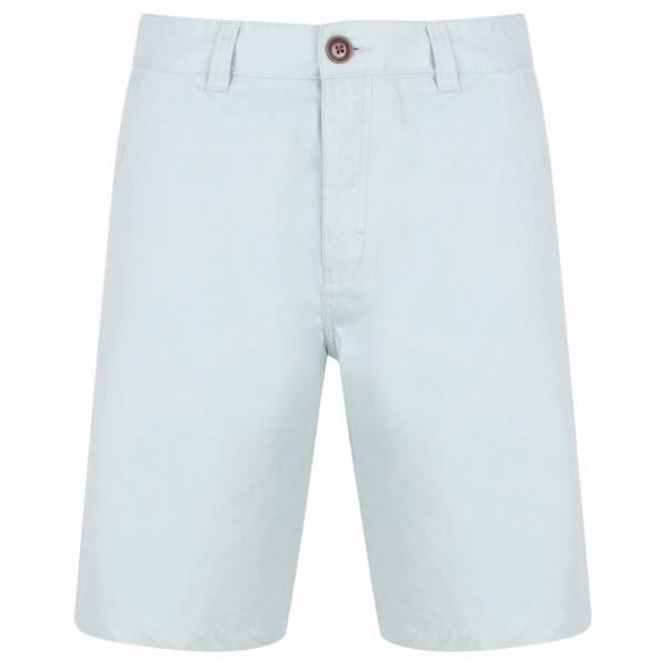 Tokyo Laundry Volcanic Herren Chino Shorts 1G10732 Grey Mist