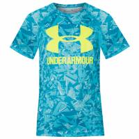 Under Armour Big Logo Novelty Fille Haut 1331 671-439