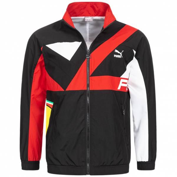 PUMA x Scuderia Ferrari Herren Energy Woven Jacke 597130-02