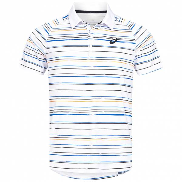 ASICS Club Graphic Herren Tennis Polo-Shirt 122766-0106