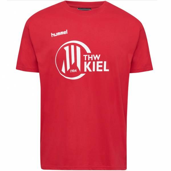 THW Kiel hummel Hommes T-shirt 207754-3062