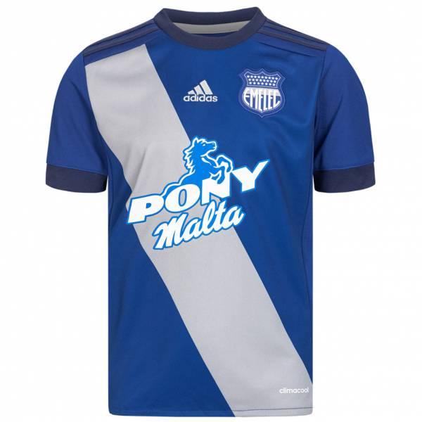 Club Sport Emelec adidas Niño Camiseta Primera Equipación AZ9958
