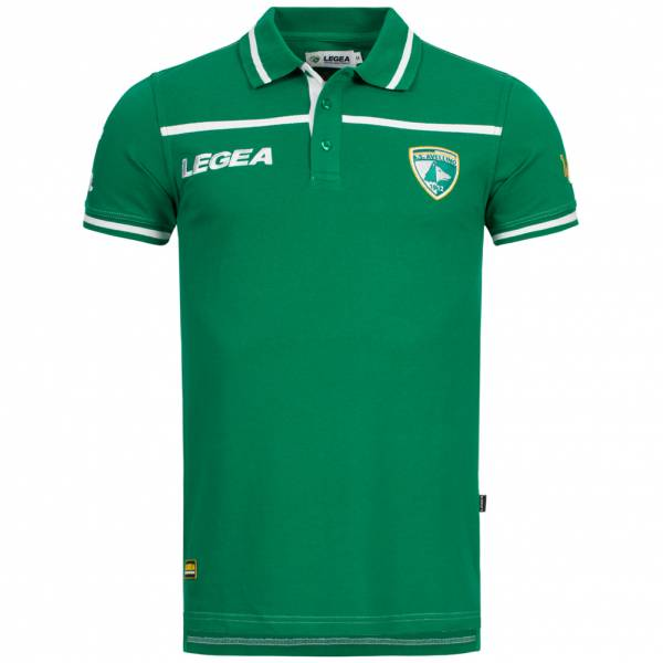 US Avellino 1912 Herren Kurzarm Polo-Shirt grün