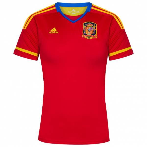 Spanien adidas Campeon V Damen Trainings Trikot U38307