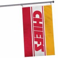 Kansas City Chiefs NFL horizontale Fan Flagge 1,52m x 0,92m FLGNFHRZTLKC
