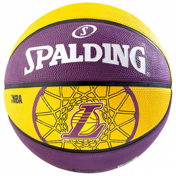 L.A. Lakers Spalding NBA Team Basketball 3001587010613