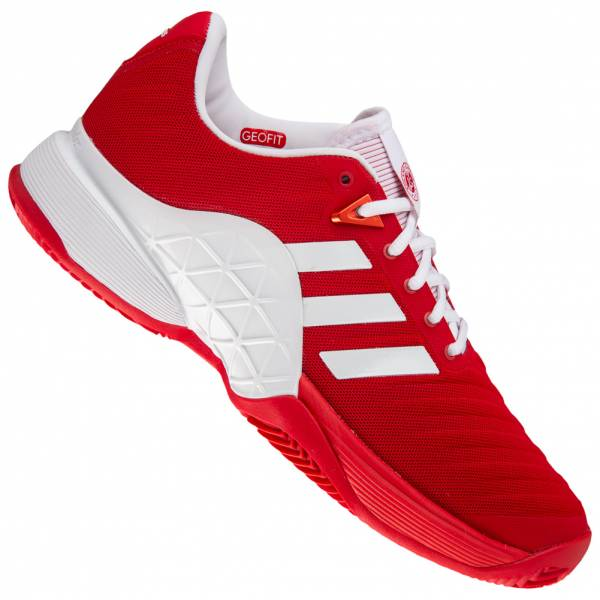 huge selection of 6221a 8dd10 adidas Barricade 2018 Clay Mens Tennis Shoes CM7832 ...