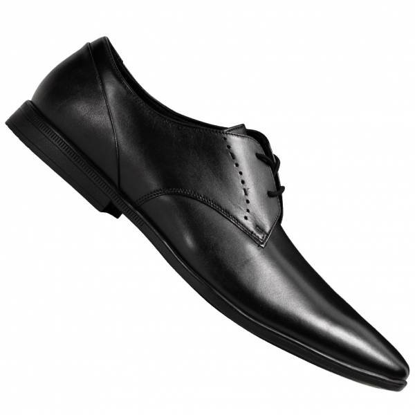 Clarks Bampton Lace Casual Hommes chaussures en cuir 261197957