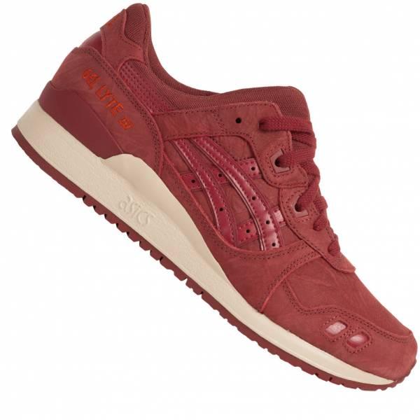 ASICS Tiger GEL-Lyte III Russet Brown Sneakers HL7V3-2626
