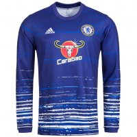 FC Chelsea London adidas Herren Trainings Trikot Langarm AX7013