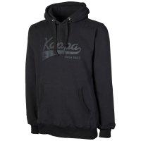 Kappa Hooded Sweatshirt Narkotio Herren Hoodie 302814-416 Magnet Grey