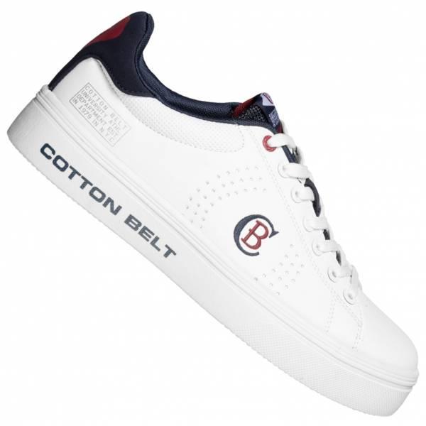 COTTON BELT Player White Herren Sneaker CBM02402001