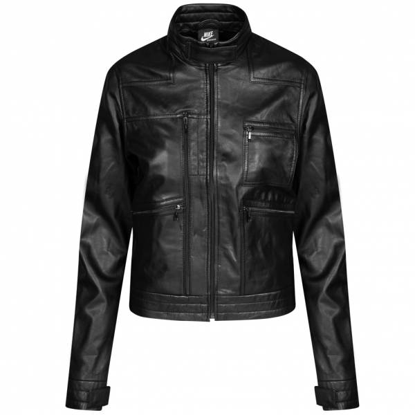 f3eed4107383 Nike LA84 Leather Jacket Women s Leather Jacket 397631-010 ...