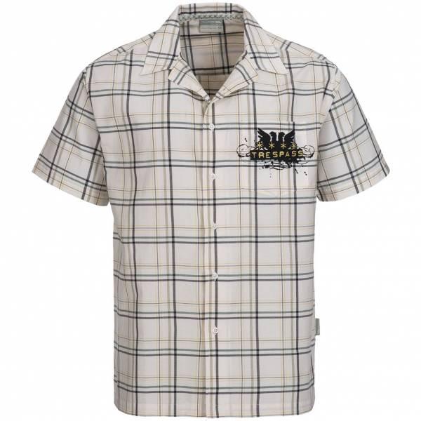 TRESPASS Herren Freizeit Hemd