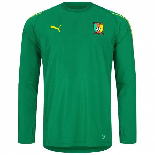 Kamerun PUMA Herren Trainings Sweatshirt 752351-01