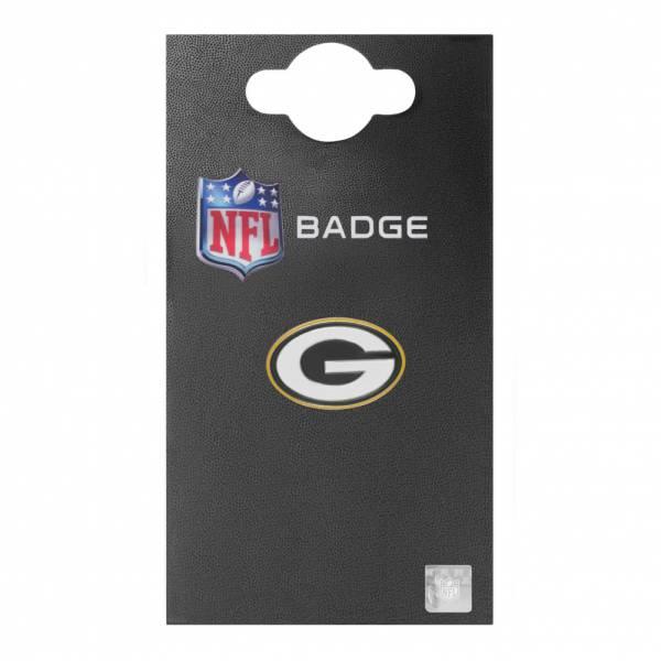 Green Bay Packers NFL Metall Wappen Pin Anstecker BDUKNFCRSGP