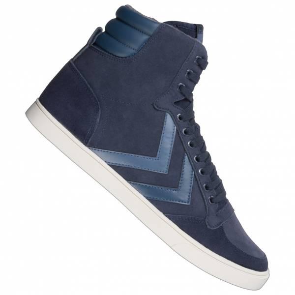 hummel SLIMMER STADIL DUO OILED HIGH Winter Sneaker 205660-7666