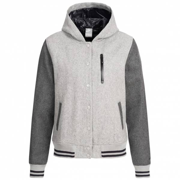Nike Wool Destroyer Women Woollen Jacket 437062-063