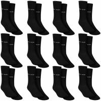 Pierre Cardin Pack of 12 Men Business Socks 1760-3-B