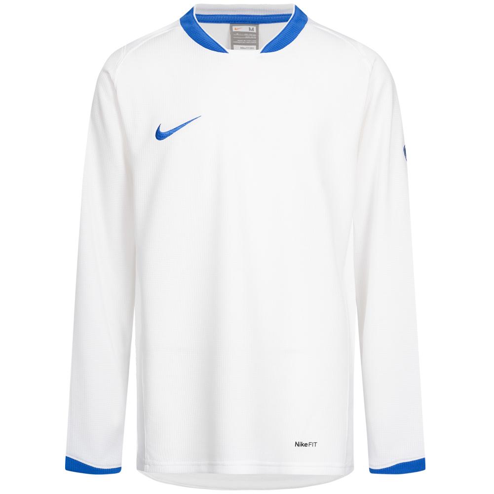 Nike Brasil Enfants Maillot à manches longues 119833 101