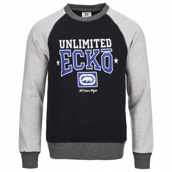 ECKO Unltd. Cargo Crew Herren Sweatshirt black