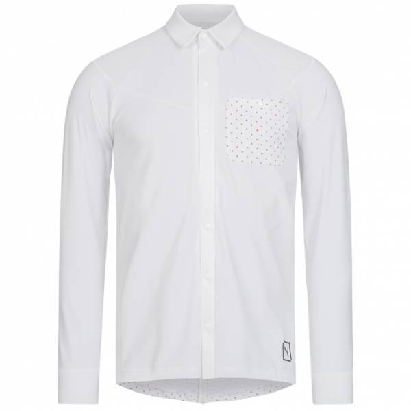 PUMA x STAPLE NTRVL Heren Tech Overhemd 573131-02