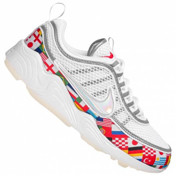 Nike Air Zoom Spiridon 16 Nic One World Sneaker AO5121-100
