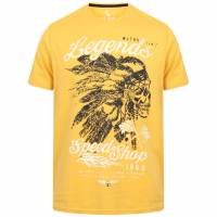 South Shore Legends Herren T-Shirt 1C12701 York Yellow