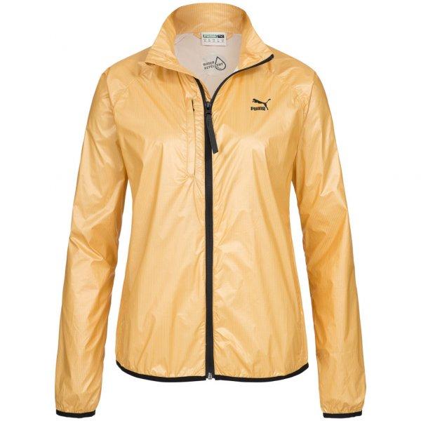 PUMA Gold Wind Runner Damen Sport Jacke Windbreaker 570387-16