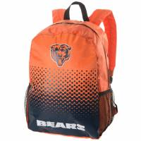 Chicago Bears NFL Fade Backpack Rucksack LGNFLFADEBPCB