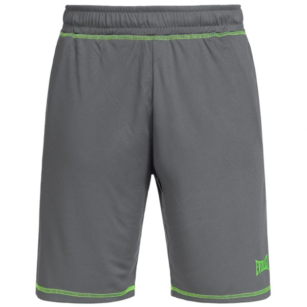 Everlast Gym Shorts Fitness Short charcoal/lime EVR9629