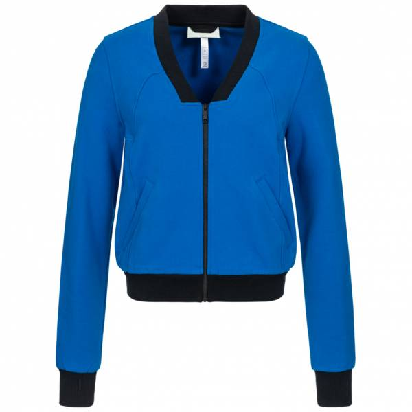 adidas NEO Fleece Track Top Damen Jacke Z50227
