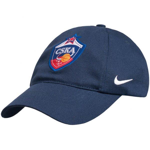 ZSKA Moskau Nike Fan Cap Basketball Kappe 772472-451