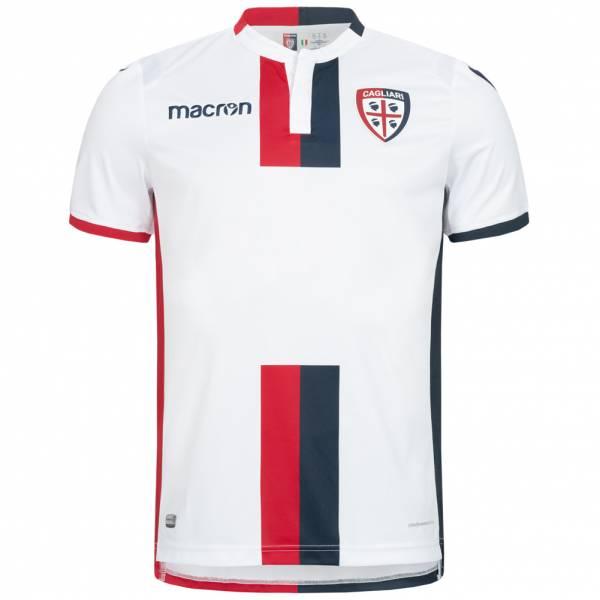 Cagliari Calcio macron Herren Auswärts Trikot 58029957