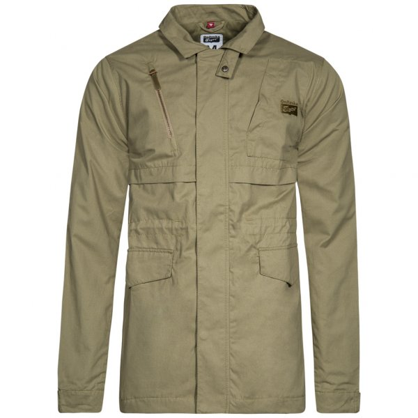 ASICS Onitsuka Tiger Fashion Field Herren Jacke 122745-5003