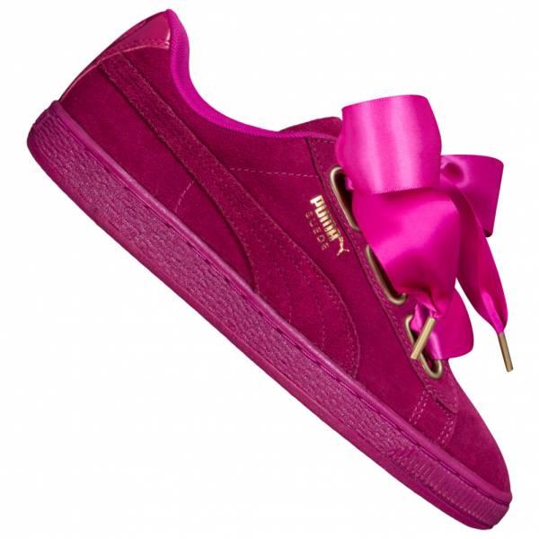 PUMA Basket Suede Heart Damen Sneaker 362714-01