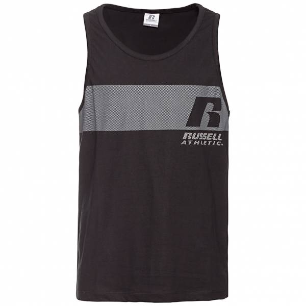 RUSSELL R Banded Herren Tank Top A0-068-1-099