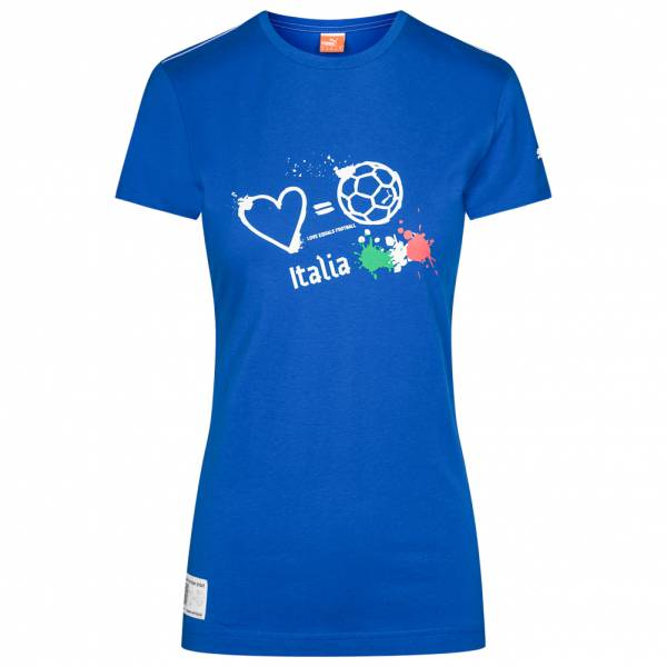 Italien PUMA Damen Country Tee Fan T-Shirt 653148-09