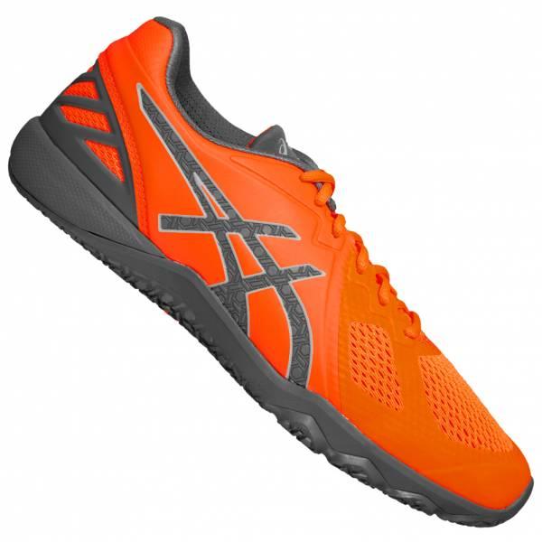 Herren ASICS  Conviction X Shocking Fitness Trainingsschuhe S703N-3097 orange | 08719022007288