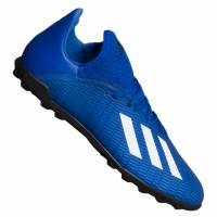 adidas X 19.3 TF Enfants Chaussures de foot à multi-crampons EG7172