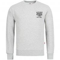 ECKO Unltd. Spider Herren Sweatshirt ESK4164 Grey Marl
