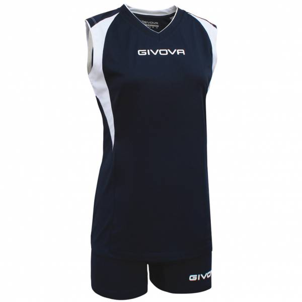 Givova Kit Spike Femmes Ensemble de volley KITV07-0403