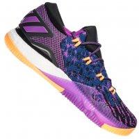 adidas Crazylight Boost Herren Low Cut Basketballschuhe BB8175