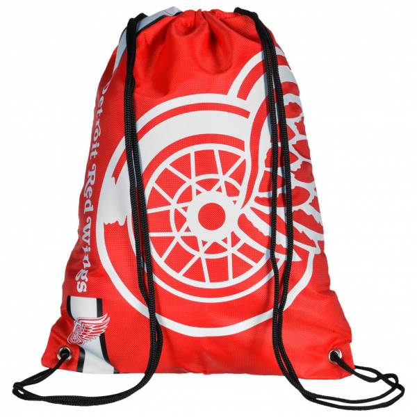Detroit Red Wings NHL Drawstring Gym Bag Backpack LGNHLCLGYMDR